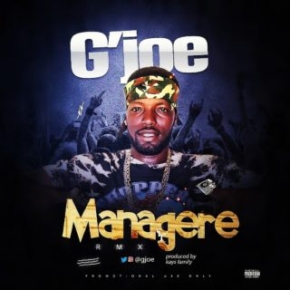 G'joe - Managere