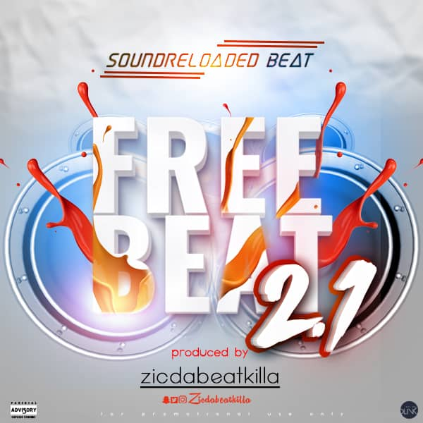 [Free Beat] Zic Da Beatkilla - Soundreloaded Studio Beat (Vol 2.1)