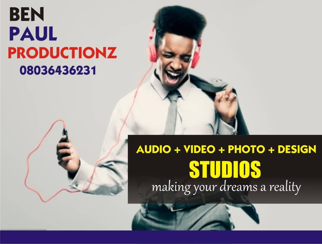 Ben Paul Production – DanceHall Beat