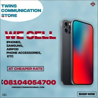 C-nice Guyz, Twins Communication Store