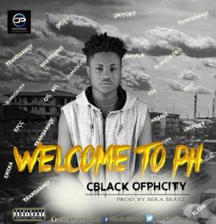 Cblack - Welcome To PH